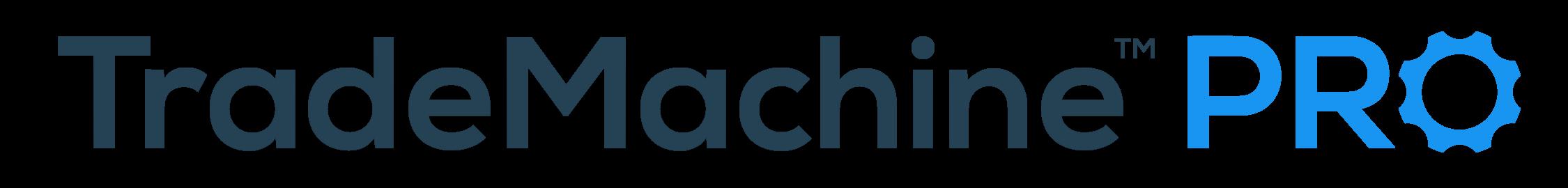 TradeMachine Pro Options Trading Software logo